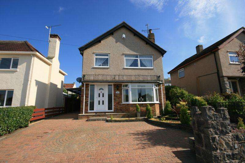 4 Bedrooms Detached House for sale in Vincent Avenue, Llandudno