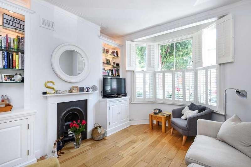 1 Bedroom Flat for sale in Steerforth Street, Earlsfield