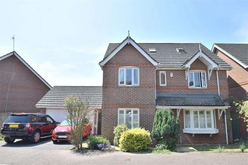 6 Bedrooms Detached House for sale in Castle Bolton, North Langney, East Sussex