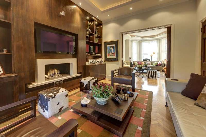 6 Bedrooms House for sale in Warwick Gardens, Kensington, London, W14