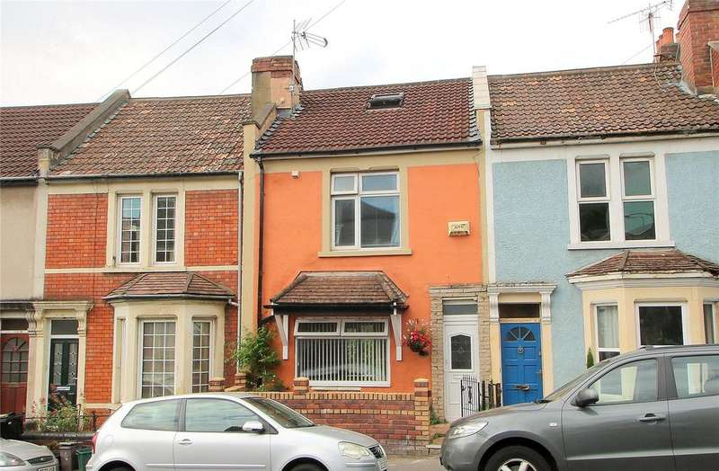 4 Bedrooms Terraced House for sale in Cotswold Road, Windmill Hill, BRISTOL, BS3