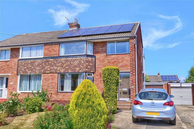 3 Bedrooms Semi Detached House for sale in Gypsy Lane, Marton