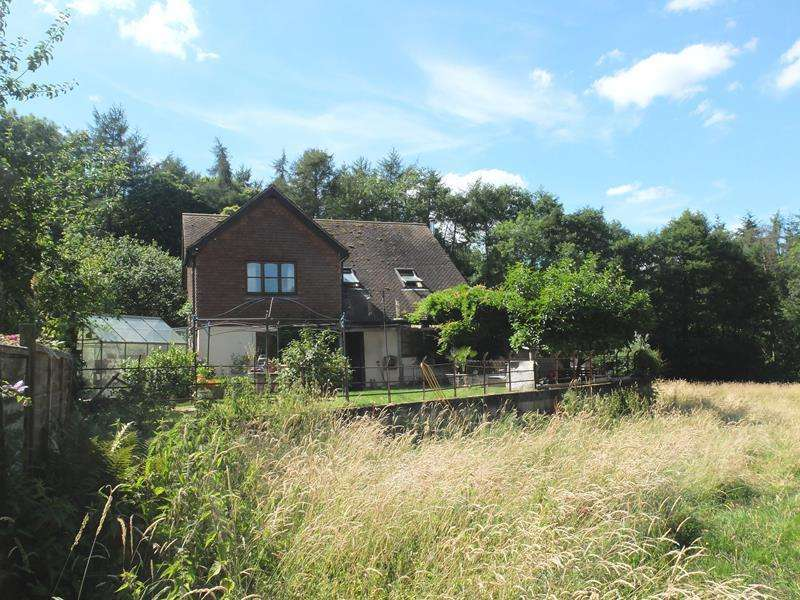 3 Bedrooms Detached House for sale in Tumblers, Putley Common, Ledbury, Herefordshire, HR8 2RF