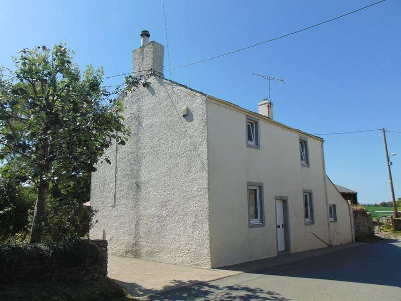3 Bedrooms Cottage House for sale in The Cottage, Bridekirk, Cockermouth, CA13 0PE