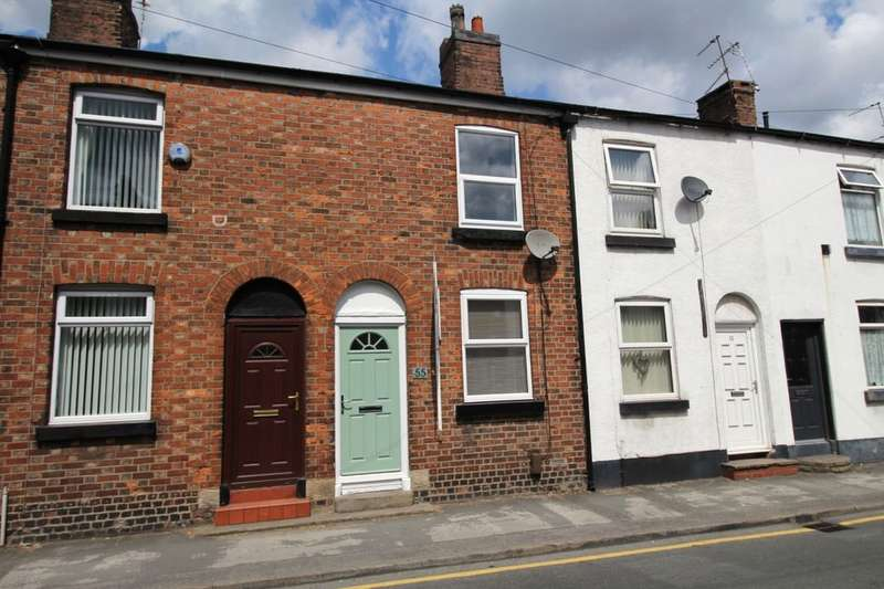 2 Bedrooms Terraced House for sale in Coare Street, Macclesfield, SK10