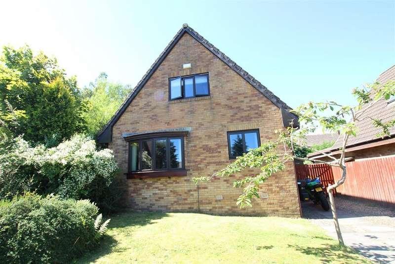 3 Bedrooms Detached House for sale in Overton Crescent, East Calder, Livingston