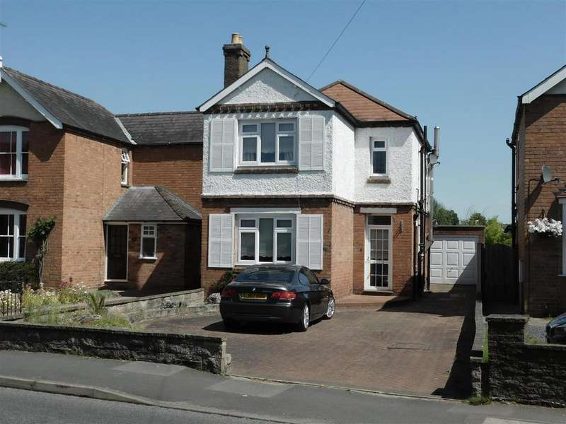 3 Bedrooms Detached House for sale in Lickhill Road, Stourport-On-Severn