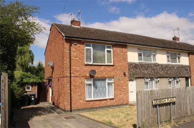 2 Bedrooms Flat for sale in Lutterworth