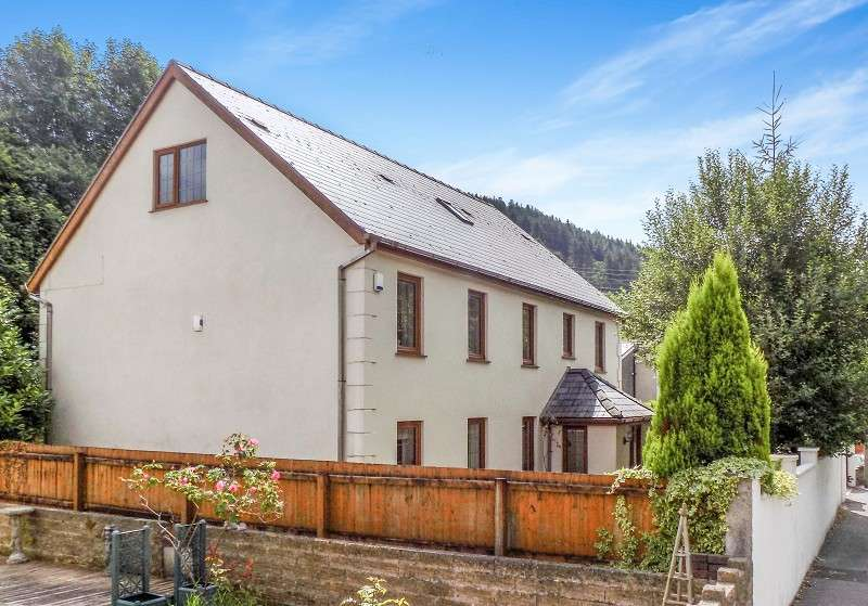 6 Bedrooms Detached House for sale in Efail Fach , Pontrhydyfen, Port Talbot, Neath Port Talbot. SA12 9TY