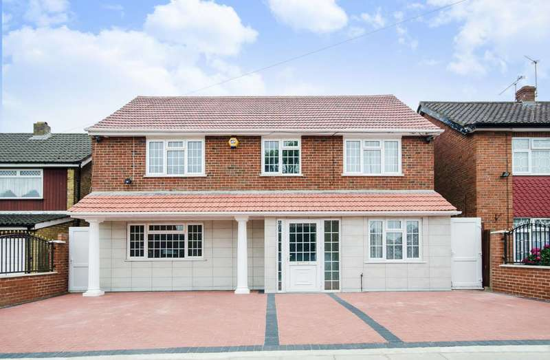5 Bedrooms Detached House for sale in Doncaster Drive, Northolt, UB5