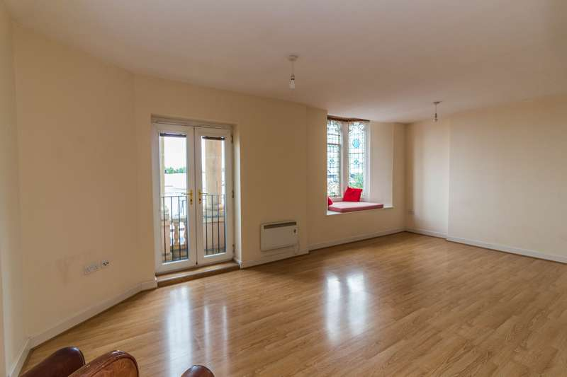 2 Bedrooms Flat for sale in Flat 35, Reading, RG1
