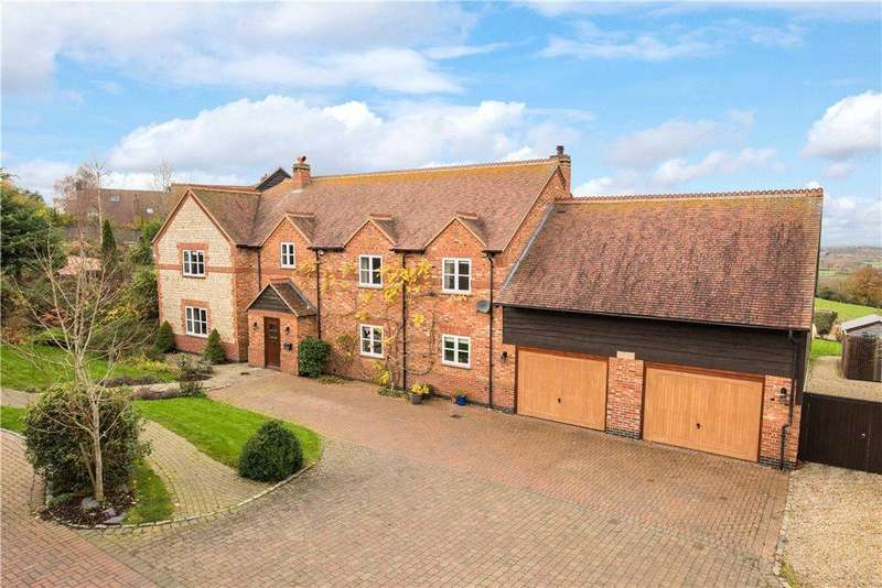 5 Bedrooms Detached House for sale in Ashendon, Aylesbury, Buckinghamshire