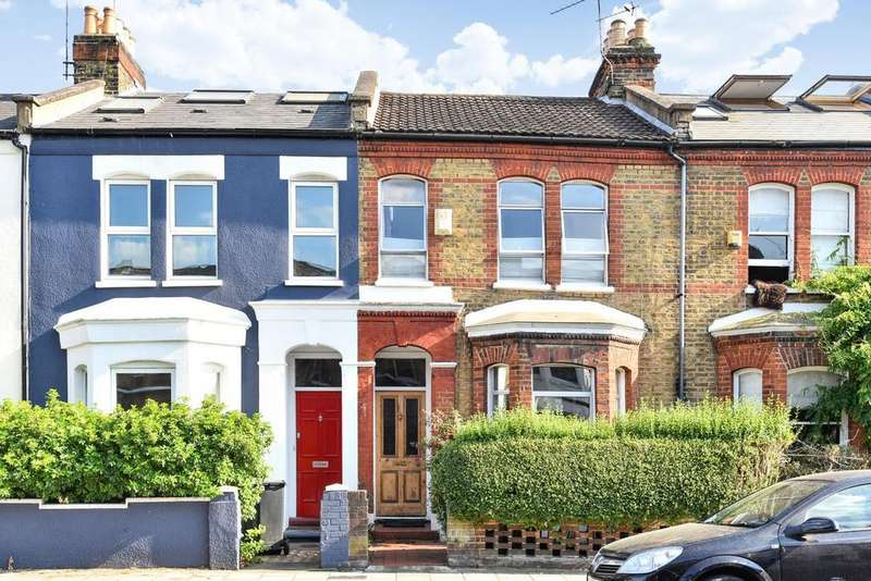 3 Bedrooms Terraced House for sale in Thornbury Road, Brixton