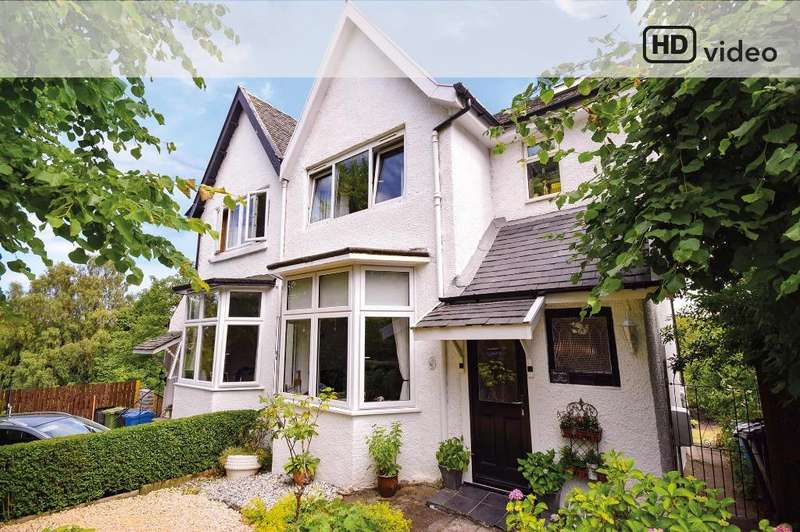 3 Bedrooms Detached Villa House for sale in Overlee Road , Clarkston, EastRenfrewshire, Glasgow, G76 8BY