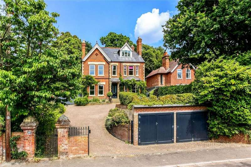 6 Bedrooms Detached House for sale in Peperharow Road, Godalming, Surrey, GU7