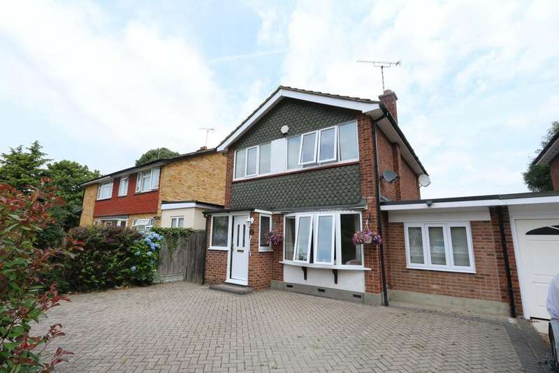 4 Bedrooms Detached House for sale in Badgers Way, Thundersley SS7