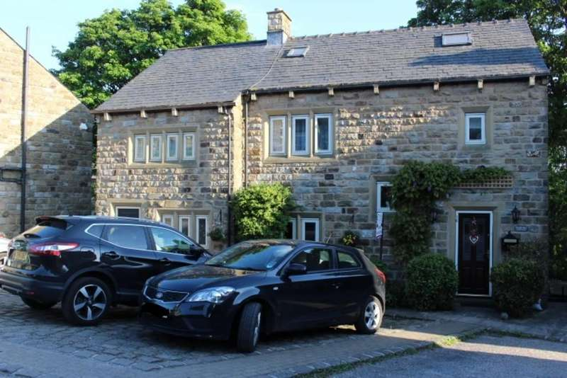 3 Bedrooms Semi Detached House for sale in The Stocks, Tintwistle, Glossop