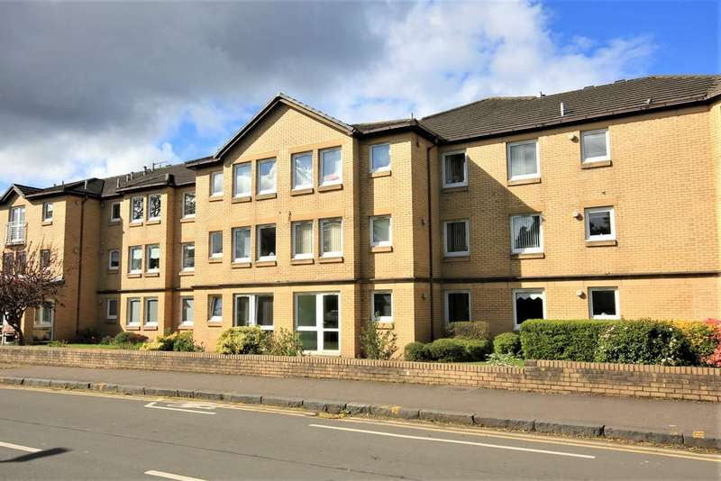1 Bedroom Retirement Property for sale in 14 Strathmore Court, 20 Abbey Drive, GLASGOW, G14 9JX