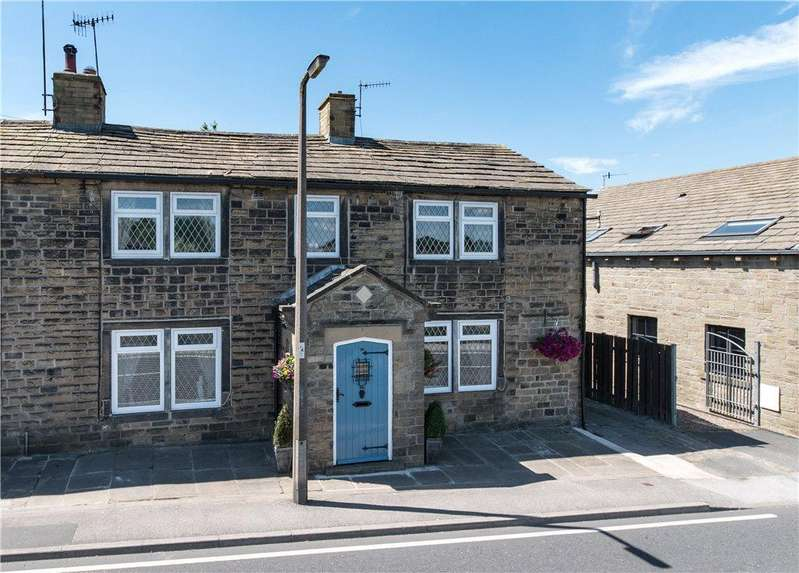 4 Bedrooms Unique Property for sale in Main Street, Wilsden, Bradford, West Yorkshire