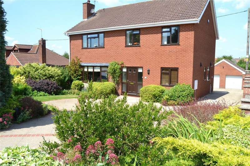 5 Bedrooms Detached House for sale in Kirton Road, Scotter, Gainsborough, DN21