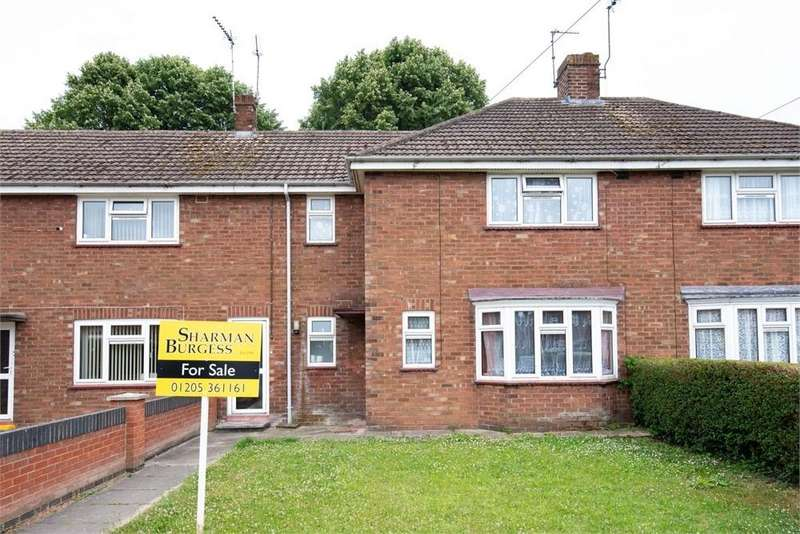 3 Bedrooms Terraced House for sale in Woad Farm Road, Boston, Lincolnshire