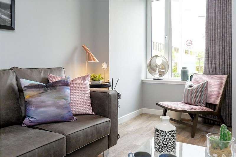 2 Bedrooms Apartment Flat for sale in Plot 36, 55 Degrees North, Waterfront Avenue, Edinburgh