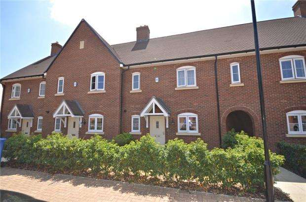 3 Bedrooms Terraced House for sale in Sorrel Drive, Warfield