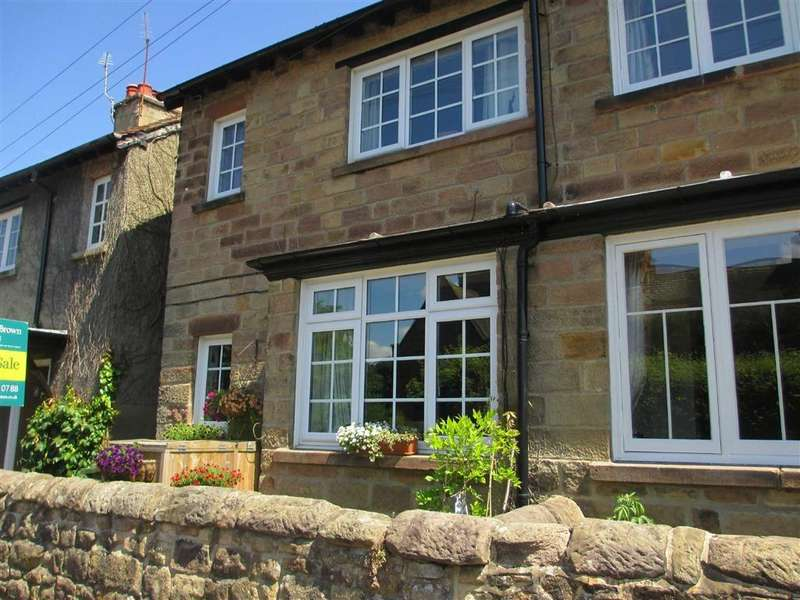 2 Bedrooms Cottage House for sale in Hazeldene Cottages, Farnah Green, Belper