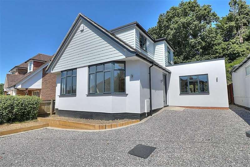 4 Bedrooms Chalet House for sale in Kingsway, Chandlers Ford, Hampshire