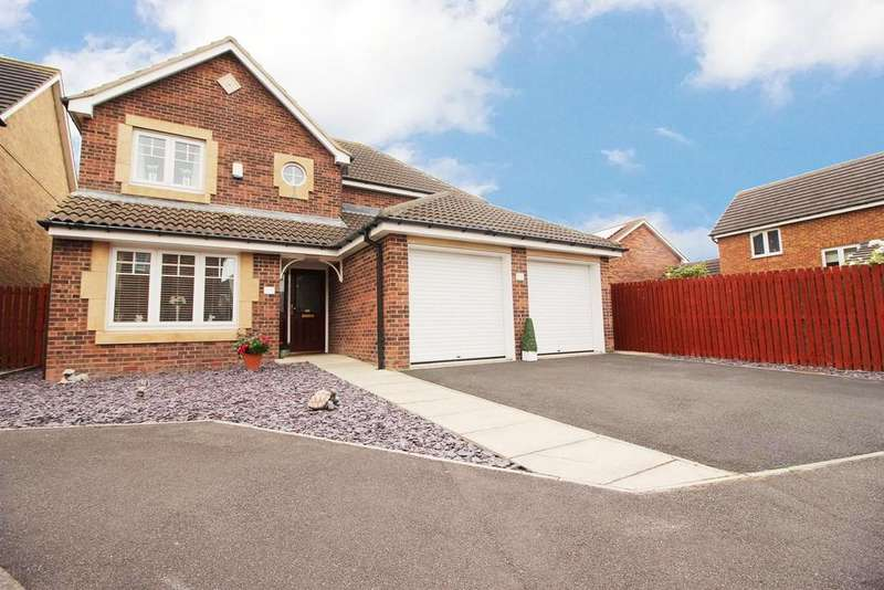 4 Bedrooms Detached House for sale in Forest Gate, Newcastle Upon Tyne