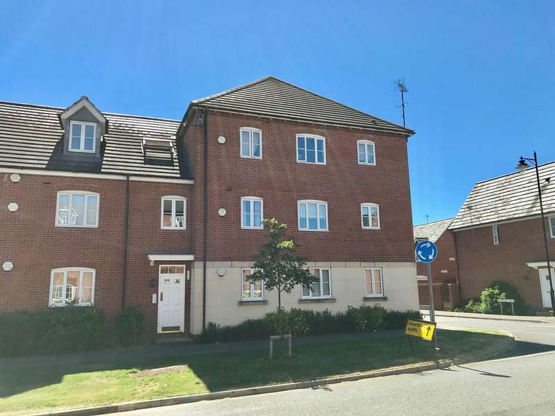 1 Bedroom Flat for sale in The Pollards, Bourne, PE10