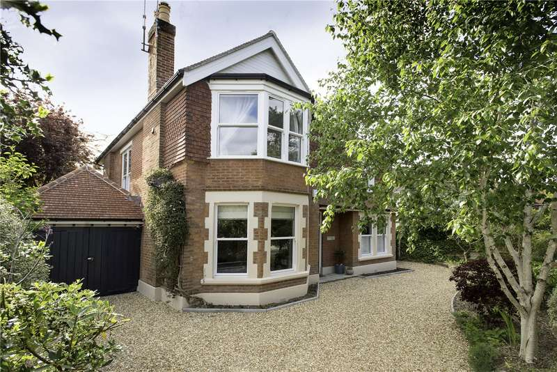 4 Bedrooms Detached House for sale in Forest Road, Branksome Park, Poole, Dorset, BH13
