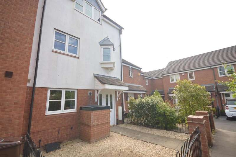 4 Bedrooms Property for sale in Wavers Marston, Birmingham B37 7GS