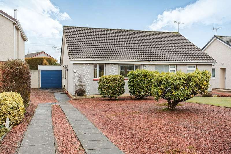 3 Bedrooms Semi Detached Bungalow for sale in Kirkland Court, Dumfries, DG1