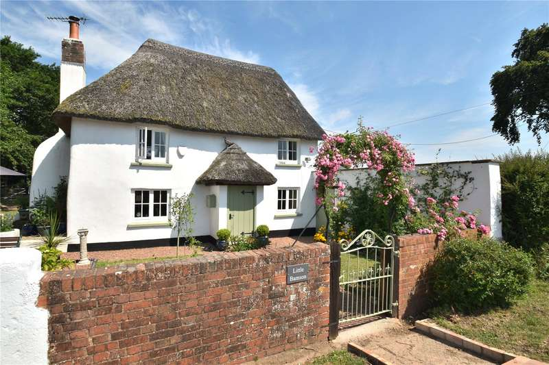 3 Bedrooms Detached House for sale in Puddington, Tiverton, Devon, EX16