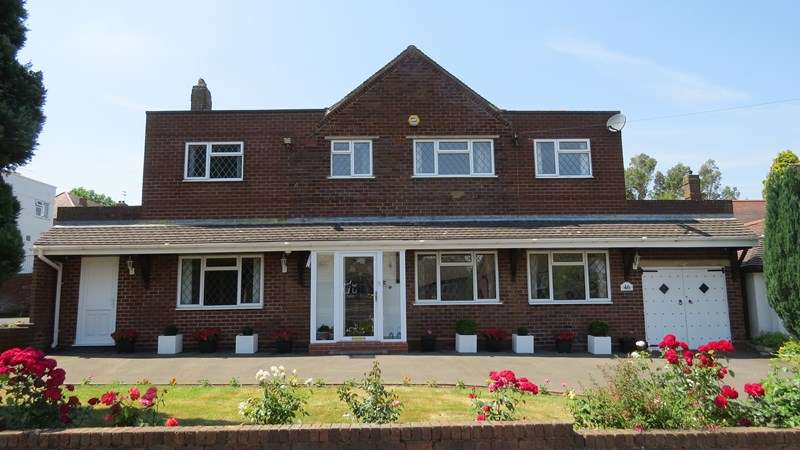5 Bedrooms Detached House for sale in Ednam Road, Goldthorn Park, Wolverhampton