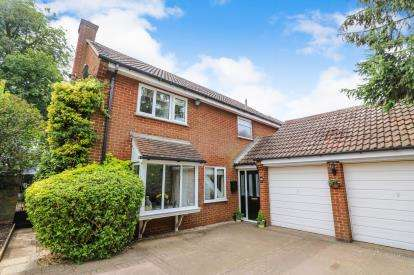 4 Bedrooms Detached House for sale in Church End, Everton, Sandy, Bedfordshire
