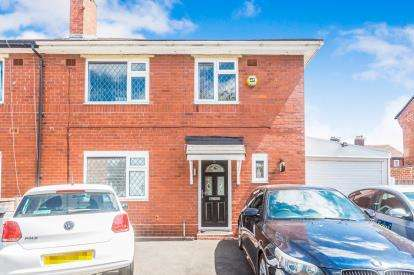 4 Bedrooms Semi Detached House for sale in Derwent Drive, Redvales, Bury, Greater Manchester, BL9