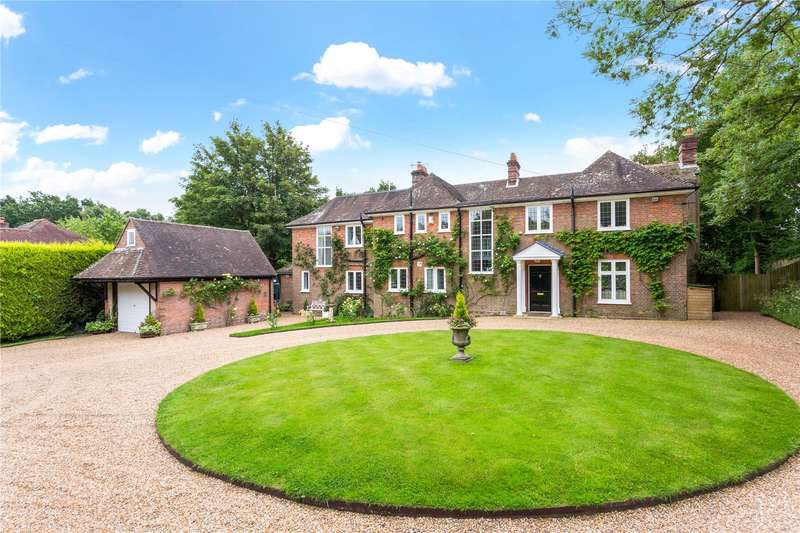 5 Bedrooms Detached House for sale in Rectory Close, Etchingham Road, Etchingham, East Sussex, TN19