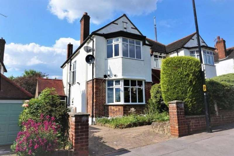 3 Bedrooms Semi Detached House for sale in Grange Gardens, South Norwood