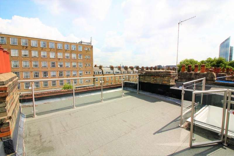 5 Bedrooms Terraced House for sale in City Road, EC1V 2QA