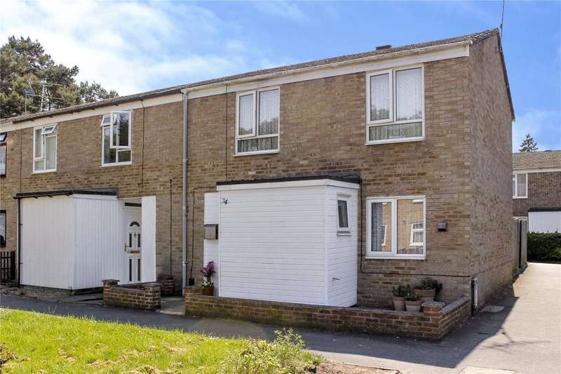 3 Bedrooms End Of Terrace House for sale in Ringwood, Bracknell, Berkshire, RG12