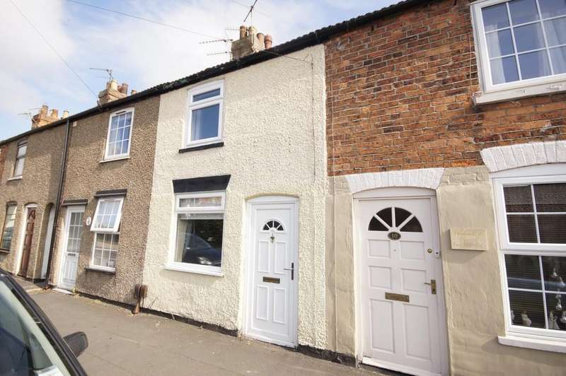 2 Bedrooms Terraced House for sale in Upper Long Leys Road, Lincoln
