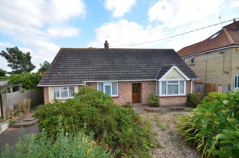 3 Bedrooms Detached Bungalow for sale in Powers Hall End, Witham, CM8 1LS
