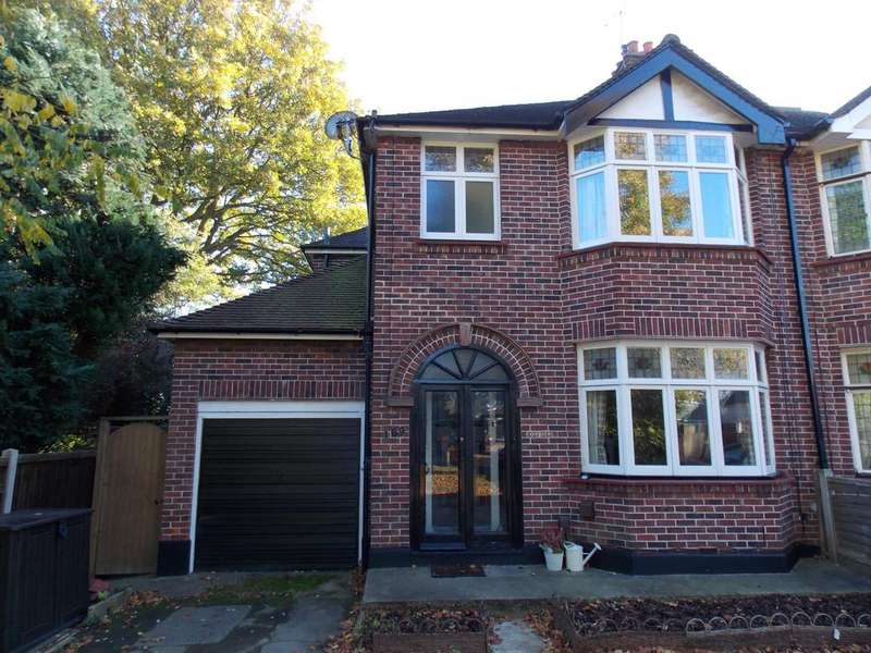 4 Bedrooms Semi Detached House for sale in Maidstone Road, Chatham ME4