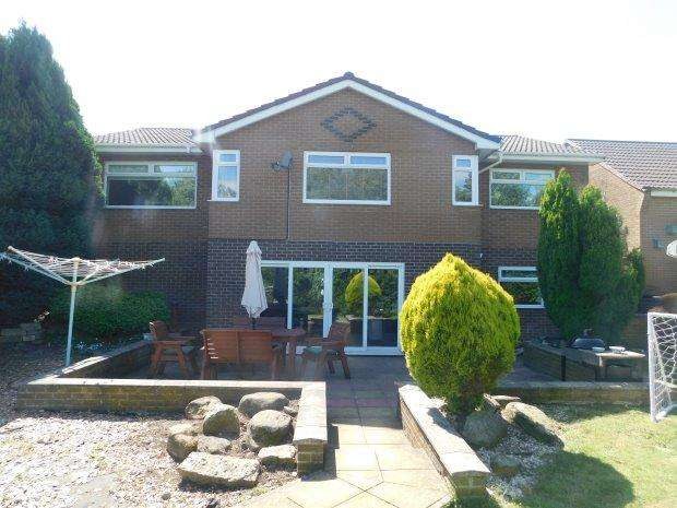 5 Bedrooms Detached Bungalow for sale in GRANVILLE CLOSE, SHILDON, BISHOP AUCKLAND