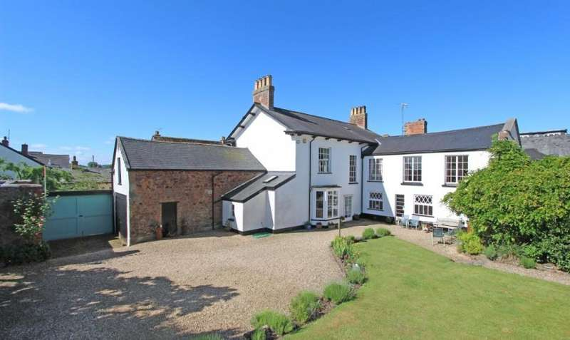 5 Bedrooms Semi Detached House for sale in Church Street, Cullompton, EX15