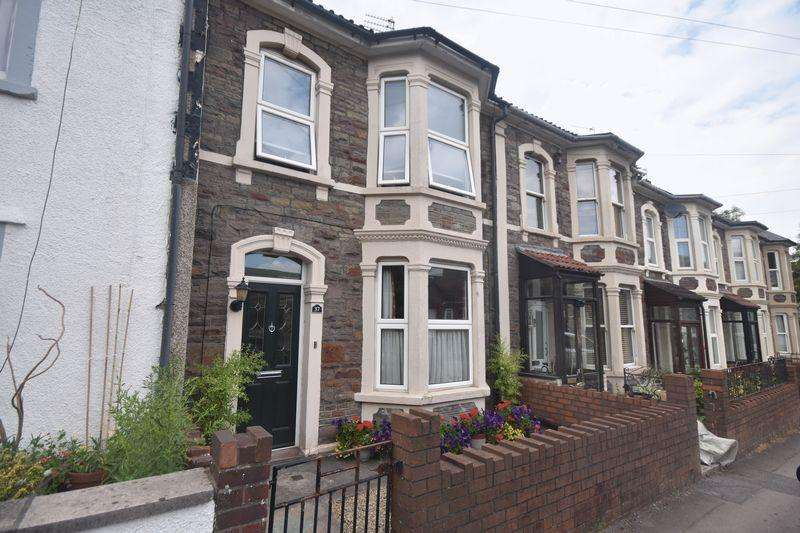 3 Bedrooms Terraced House for sale in Pendennis Road Staple Hill