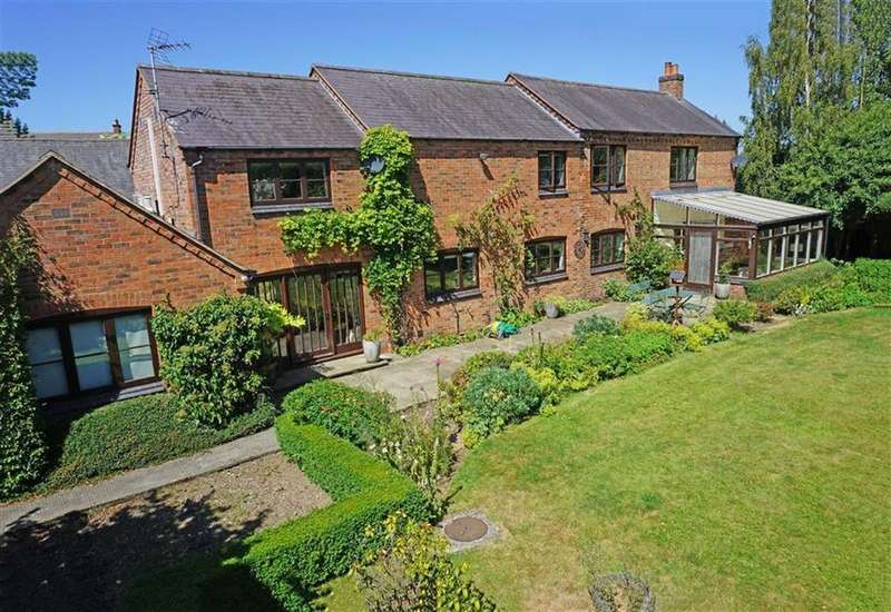 5 Bedrooms Barn Conversion Character Property for sale in Main Street, Bruntingthorpe, Lutterworth