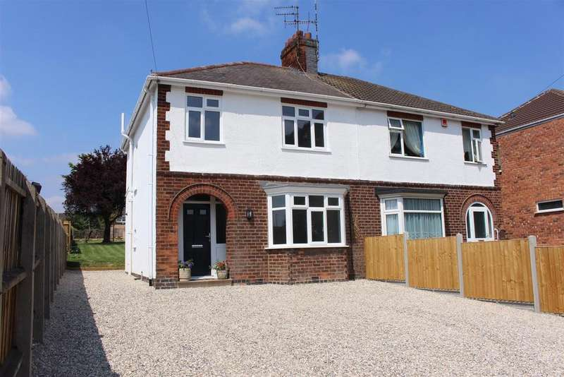 3 Bedrooms Semi Detached House for sale in Coventry Road, Narborough, Leicester